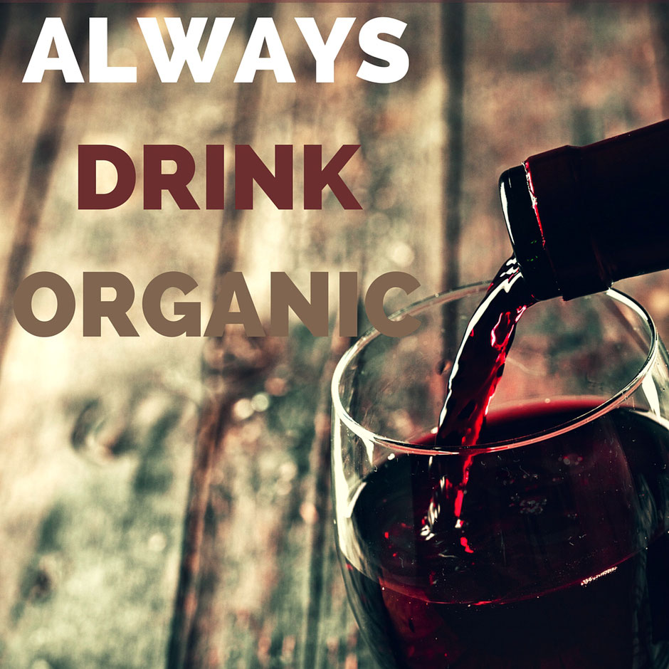 Why You Should Drink Organic Wine