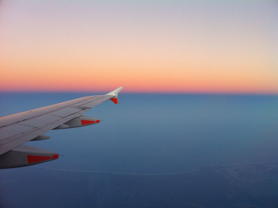 How to stay sane when flying with kids